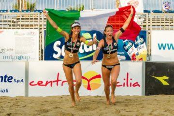 Grand Slam Olsztyn: Alle 11.50 in campo Cicolari/Momoli contro le spagnole Lobato/Soria