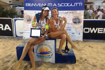 Campionato Italiano Scoglitti: Altra vittoria per Cicolari/Momoli
