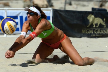 Grand Slam Long Beach: Cicolari/Momoli out dalle qualifiche. Alle 23.50 in campo Vanni/Tomatis