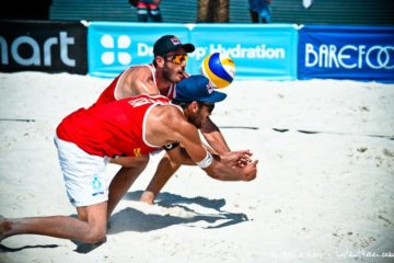 Grand Slam Long Beach: Nicolai/Lupo avanti, out Vanni/Tomatis