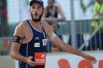 Grand Slam Olsztyn: Sconfitte per Nicolai/Lupo e Ranghieri/Carambula