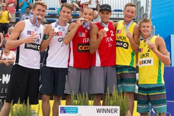 CEV Biel/Bienne Masters: Super Ingrosso, è medaglia d'oro!