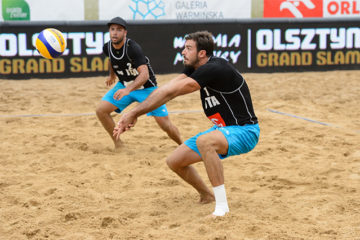 Grand Slam Olsztyn: Ranghieri/Carambula agli ottavi, Nicolai/Lupo out