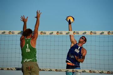 Grand Slam Long Beach: Strepitosi Vanni/Tomatis, è main draw