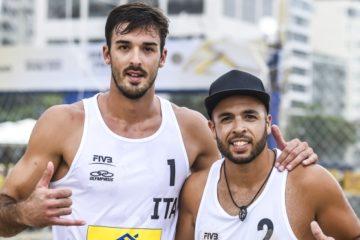 Open Rio de Janeiro: Avanti Ranghieri/Carambula e Cicolari/Momoli