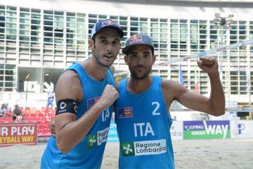 CEV Milano Masters: Doppio successo per Nicolai/Lupo