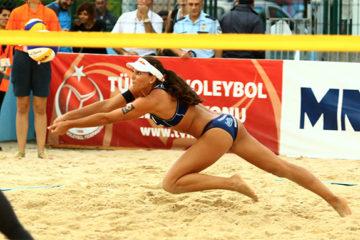 Antalya Open: Menegatti/Orsi Toth a punteggio pieno. Domani il via al torneo maschile