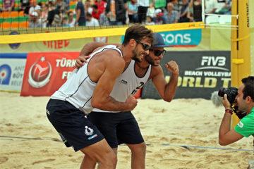 Beach Volley Rio 2016: Il 6 agosto in campo Ranghieri/Carambula