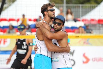 Antalya Open: Lettonia sconfitta, Ranghieri/Carambula in finale!