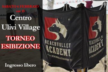 """Beach Volley Academy: Sabato agli """"Ulivi Village"""" sfilata di campioni"""