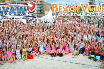Siglata la partnership con Beach Volley Around the World