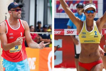 #MaceioOpen: Duda/Elize Maia e Dalhausser/Lucena medaglia d'oro