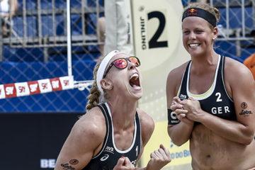 Grand Slam Rio: Borger/Büthe in semifinale, Menegatti/Orsi Toth quinte