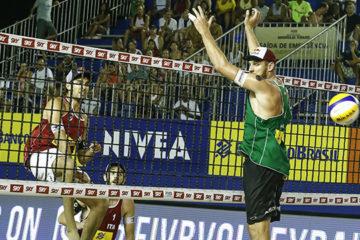 Grand Slam Rio: Ranghieri/Carambula on fire (ma che sfortuna nel sorteggio). Out i gemelli Ingrosso