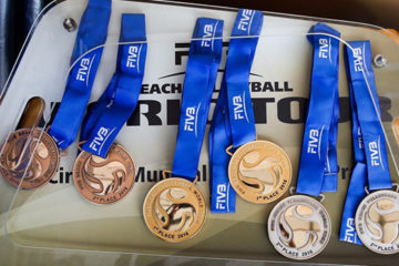 Grand Slam Rio: Domani al via le qualifiche. Attesa per il rientro di Nicolai/Lupo