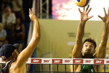 Grand Slam Rio: Ranghieri/Carambula e Nicolai/Lupo out