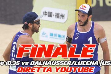 Fuzhou Open: Nicolai/Lupo in finale! Diretta streaming dalle 10.35
