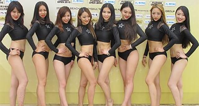 fuzhou girls 2016