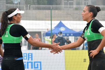 Open Xiamen: Ancora en plein nel maschile, Menegatti/Orsi Toth ko all'esordio