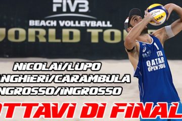 #DohaOpen: Italiani irresistibili, 3 vittorie ed ottavi raggiunti