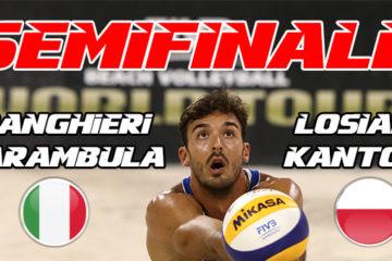 #DohaOpen: Ancora semifinale per Ranghieri/Carambula. Nicolai/Lupo ed i gemelli Ingrosso out