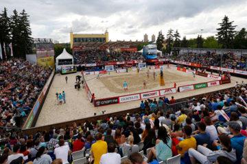 Mosca Grand Slam: Tre coppie azzurre impegnate nelle qualifiche