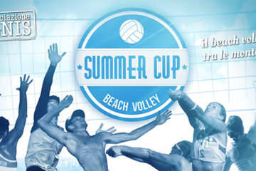 Torna l'estate, torna il beach volley, torna la SUMMER CUP
