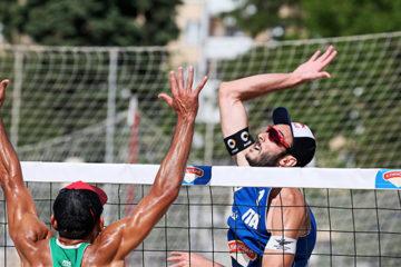 Mosca Grand Slam: Ranghieri/Carambula e Nicolai/Lupo a bocca asciutta
