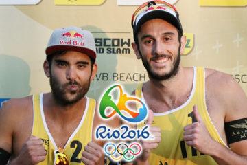 Mosca Grand Slam: Nicolai/Lupo, la qualificazione a Rio è ufficiale! Infortunio per Carambula, Europei a rischio?