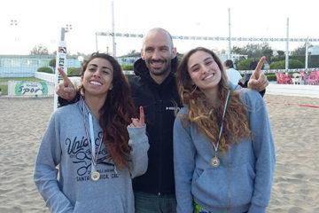 Concluso il circuito giovanile invernale del Lazio. BVA e Live Sand Academy sugli scudi