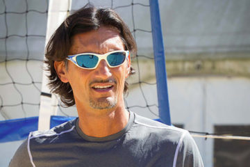 Live Sand Academy: Dionisio Lequaglie ospite del Beach Volley Team