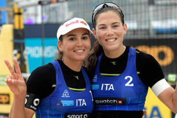Europei 2016 Beach Volley: Menegatti/Orsi Toth imbattute, doppio KO per Cicolari/Toti