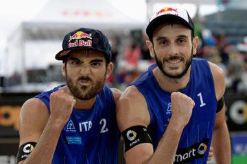 """Europei 2016 Beach Volley: Nicolai/Lupo """"matano"""" Herrera/Gavira e volano in semifinale! Rammarico Ingrosso"""