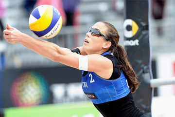 Europei 2016 Beach Volley: Eliminate Menegatti/Orsi Toth. Nel maschile out Caminati/Rossi