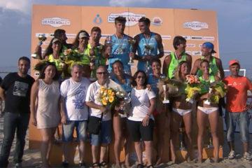 Campionato Italiano Beach Volley Soverato: Vincono Gili/Costantini (W) e Caminati/Rossi (M)