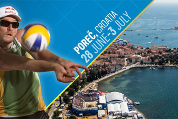 Swatch Major Series Porec: Al via le qualifiche con Perry/Lestini
