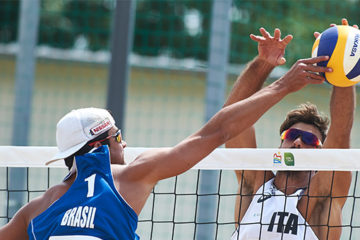 Olsztyn Grand Slam: Out Ranghieri/Carambula ed i gemelli Ingrosso. Nel femminile trionfano ancora Ludwig/Walkenhorst