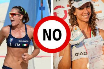 Continental Cup Beach Volley: Momoli e Toti dicono no alla Federazione