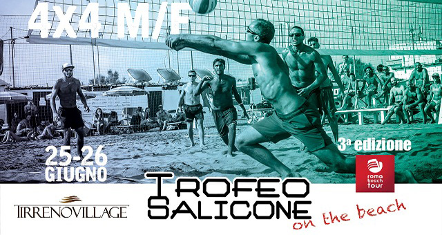 trofeo salicone on the beach 2016