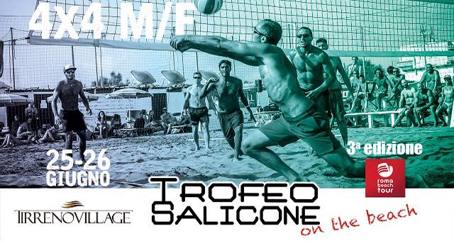 trofeo salicone on the beach 2016