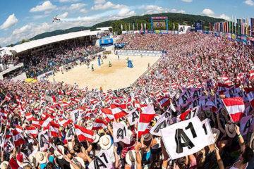 Major Series Klagenfurt: Assenti le coppie azzurre olimpiche. Al via le qualifiche femminili
