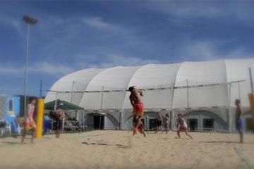 Continuano gli allenamenti del team agonistico giovanile targato Live Sand Academy