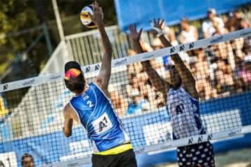 Major Series Klagenfurt: Tomatis/Dal Molin chiudono al quinto posto. Guto/Saymon in semifinale