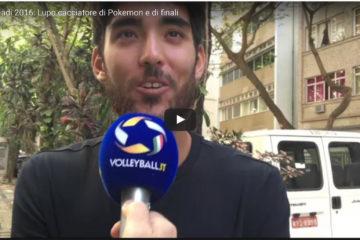 Olimpiadi Rio 2016: Lupo, cacciatore di finali e Pokemon VIDEO