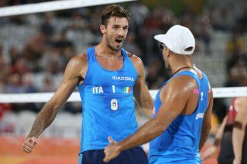 Olimpiadi Rio2016: Carambula/Ranghieri piegano 2 a 1 i canadesi Binstock/Schachter! Primo posto nella pool