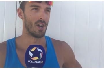 """Olimpiadi: Ranghieri """"Venite al beach volley, spettacolo stupendo"""" VIDEO"""