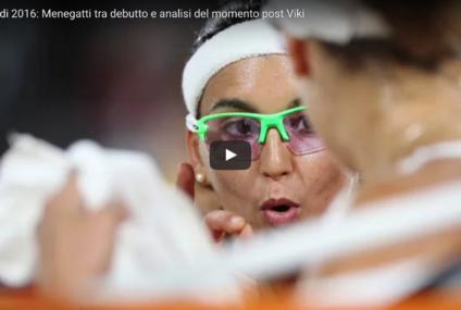 Olimpiadi Rio2016: Marta Menegatti tra debutto e la vicenda Orsi Toth – Audio video