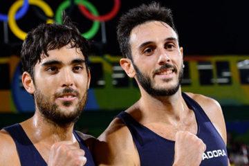 Olimpiadi Rio 2016: Nicolai e Lupo trovano la prima vittoria