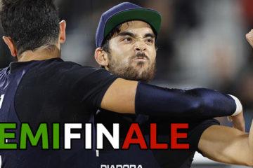 Olimpiadi Rio 2016: Nicolai/Lupo scrivono la storia! È semifinale