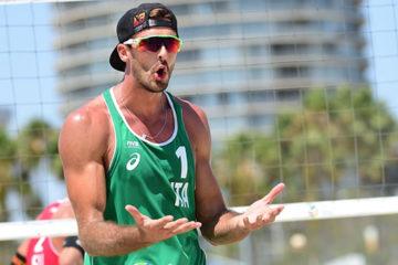 Long Beach Grand Slam: Ranghieri/Caminati, avanti agli ottavi! 2 a 0 agli svizzeri Kissling/Krattiger